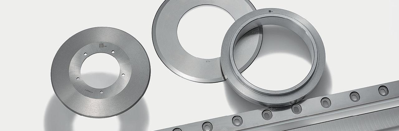 Maschinenmesser, Industriemesser & Sägen von TKM.